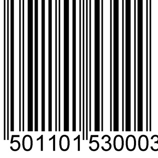 Barcodes or Variable Data