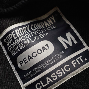 APPAREL WOVEN LABEL